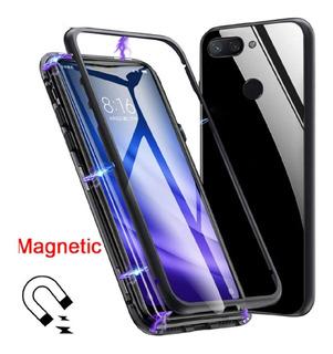 Capa Case Magnetica Glass Xiaomi Mi 8 Xiaomi Mi 9