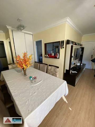 Imagem 1 de 6 de Apartamento Com 3 Dormitórios - Jardim Anália Franco - São Paulo/sp - Ap6712