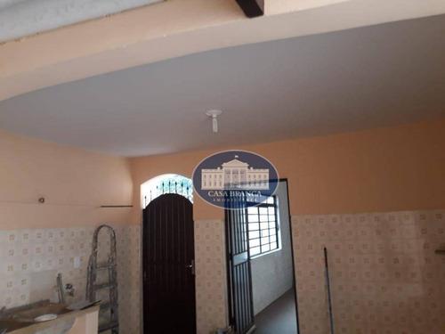 Imagem 1 de 5 de Casa Com 3 Dormitórios À Venda, 150 M² Por R$ 290.000,00 - Jardim Do Prado - Araçatuba/sp - Ca1620