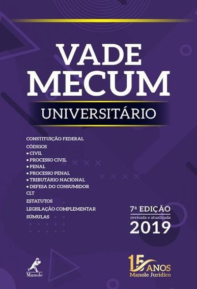 Vade Mecum Universitario - Manole