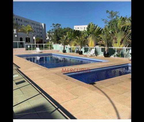 Imagem 1 de 23 de Apartamento À Venda, 46 M² Por R$ 179.000,00 - Jardim Godoy - Bauru/sp - Ap3749