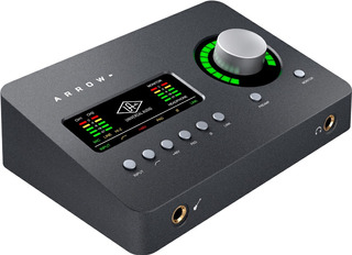 Interface De Audio Universal Audio Arrow Thunderbolt 3 Uad