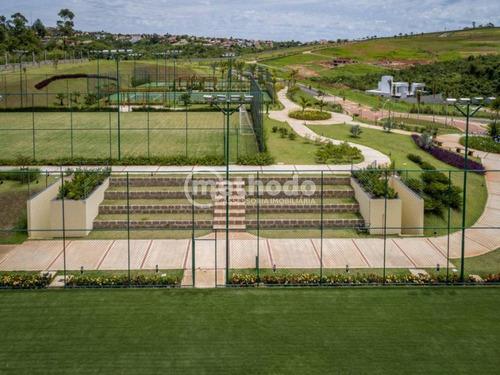 Terreno Venda Condomínio Entreverdes  Em Sousas Campinas Sp - Te00204 - 68212187