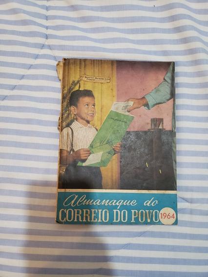 Revista Almanaque Do Correio Do Povo 1964