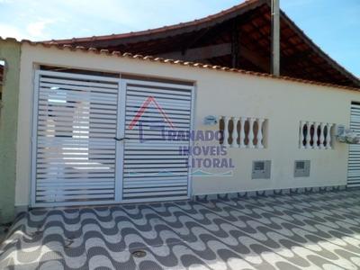 Casa Em Mongaguá 2 Dormitórios Lado Praia Liberamos Seu Fgts