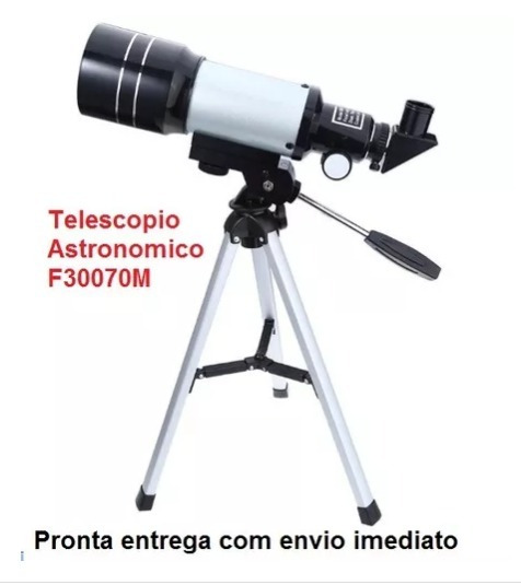 Telescopio Astronomico -modelo:f30070mm 100% Original