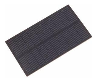 3x Painel Placa Célula Energia Solar Fotovoltaica 5v 1w