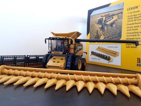 Miniatura Colheitadeitra Cat Caterpillar Lexion 590r Combine
