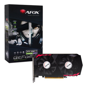 Placa De Vídeo Afox Geforce Gtx 1050ti 4gb Gddr5 128bits 229