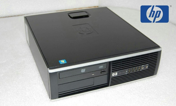 Cpu Hp Slim Tricore 3.2ghz (i3) 4gb Ddr3 Hd500gb Hdmi Wi-fi