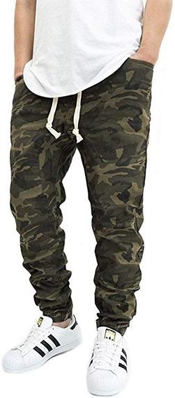 Victorious Jogger Pants Pantalon Autentico Comodo Camo