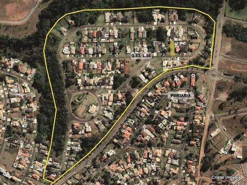 Imagem 1 de 11 de Terreno Para Venda, 0.0 M2, Residencial San Diego - Vargem Grande Paulista - 23714