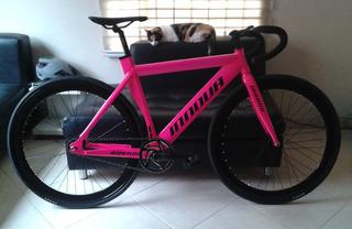 Bicicleta Fixie Aluminio Innova. Disponible Con Envio Gratis