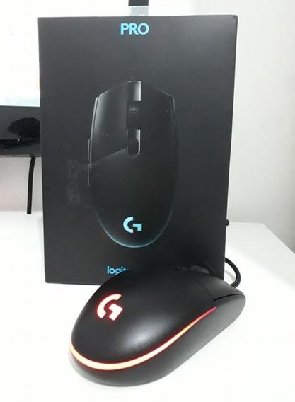 Mouse Logitech Gpro Semi Novo