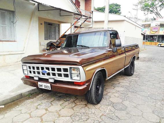 Ford F1000 Álcool