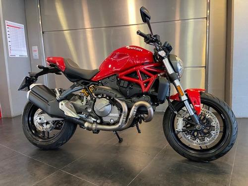 Imagen 1 de 7 de Ducati Monster 821 200km
