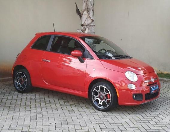500 1.4 Sport Air 16v Gasolina 2p Automático
