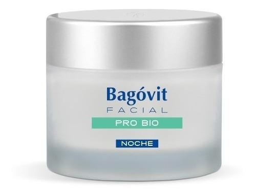 Imagen 1 de 1 de Bagovit Facial Pro Bio Noche 55grs