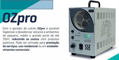Imagem 1 de 2 de Máquina Geradora De Ozônio Para Ambientes