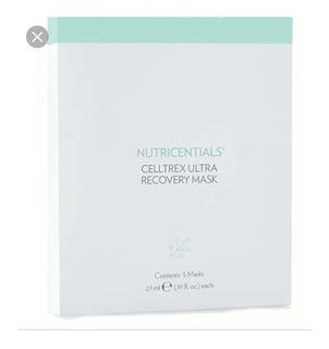 Celltrex Mascarilla Facial Nuskin Ilumina Y Resfresca