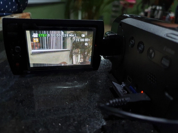 Filmadora Samsung Camcoder 65x Zoom