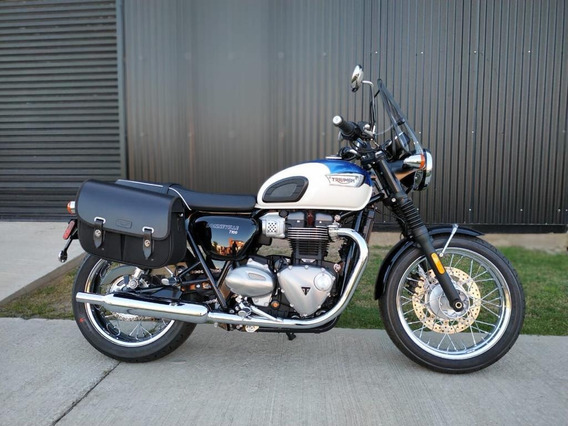 Triumph Bonneville T100 - 0 Km