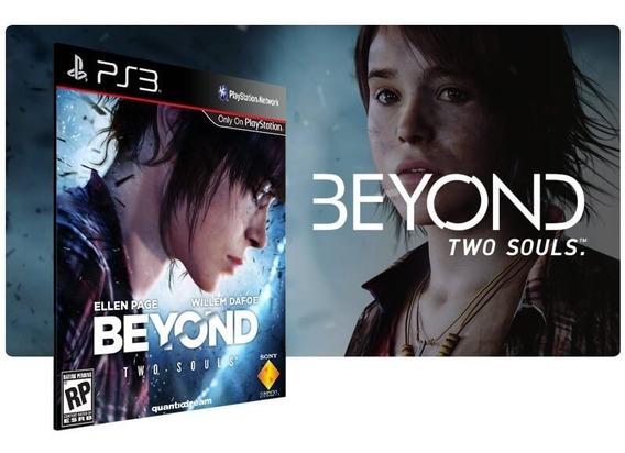 Beyond: Two Souls Ps3 Dublado Br