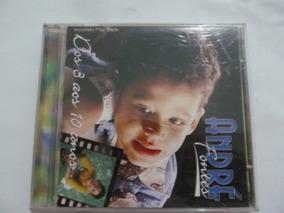 Cd André Fontes - Dos 3 Aos 10 Anos - Cd Original