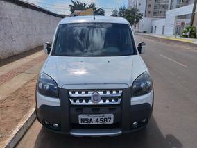 Fiat Doblo 1.8 16v Adventure Xingu Flex 5p 2013