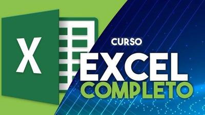 Curso De Excel 100% Prático Online E Sem Mensalidades