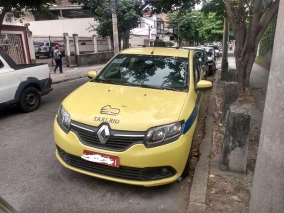 Táxi Com Autonomia (antiga) Rj - Renault Logan