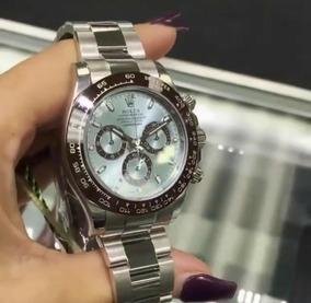 Relógio Rlx D.a.y.t.o.n.a,novo,automático, Qualidade Aaa+