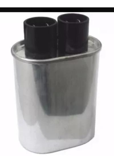 Capacitor De Alta Tensão Microondas 0,70uf 2100v Kit 10 Pçs