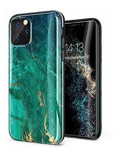 Funda De Tela©fono Gviewin Marble iPhone 11 Pro Max Delgad