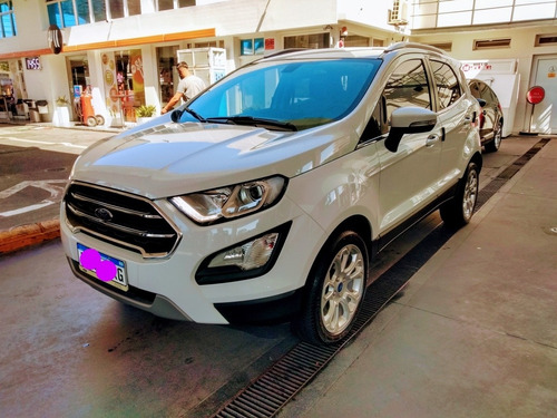 Ford Ecosport 1.5 Titanium 123cv 4x2 Manual 2018