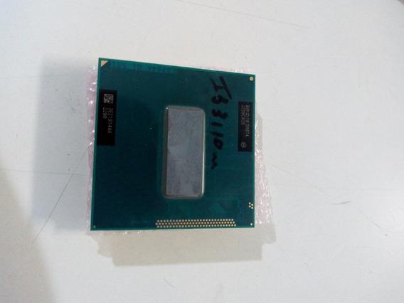 Processador Intel I3 3110m 2.4ghz 3 Mb Cache Fcpga 988