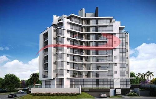 Imagem 1 de 10 de White Premium Living, Cobertura Duplex , 3 Dormitorios Suite, 3 Vagas De Garagem, Alto Da Glória, Curitiba, Paraná - Ap00808 - 33516909