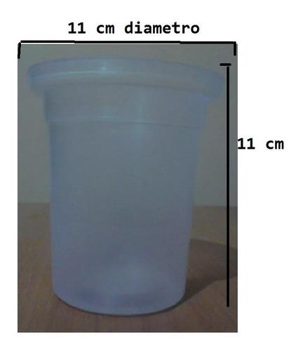 Tinas Plasticas 24 Onzas Bs X 300 Und