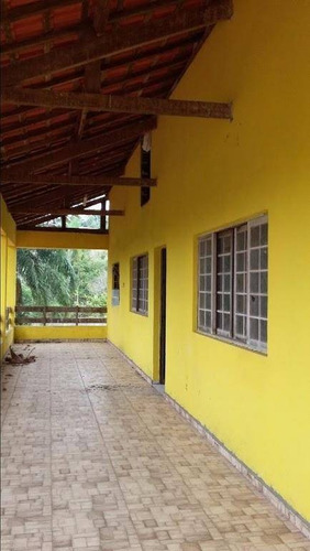 Chácara  Residencial À Venda, Aralú, Santa Isabel. - Ch0030