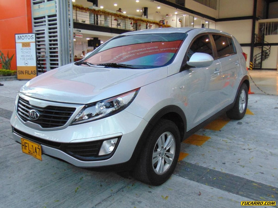 Kia New Sportage Revolution Mt 2000cc 1ab Abs
