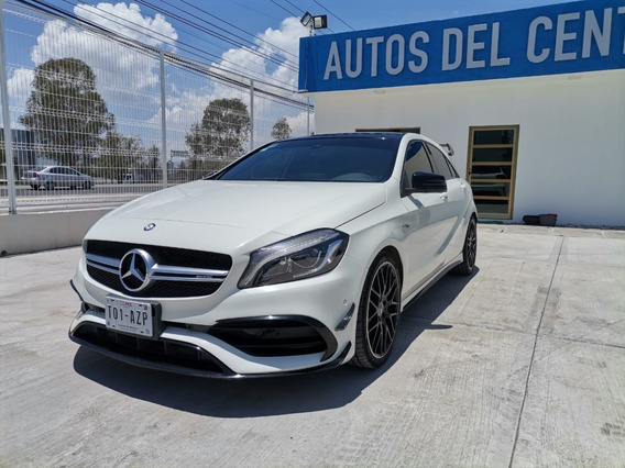 Mercedes-benz Clase A 2.0 A45 Amg Edition 1 At 2016