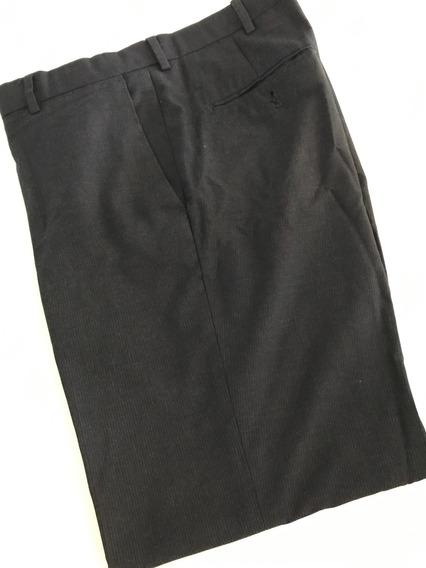 Pantalon De Vestir Kenneth Cole Azul Oscuro Para Hombre