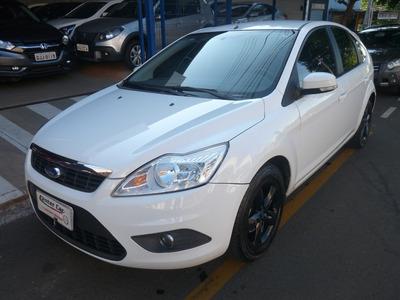 Ford / Focus 1.6 8v Hb Gl Flex + Banco De Couro