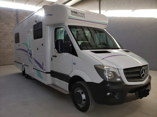 Silfred Motorhome - Equipamiento Sobre Sprinter 515 Chasis