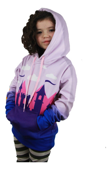 Sudadera Niños Happy Hoodies Princess