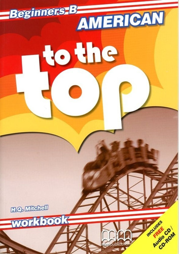 American To The Top - Beginners - Wbk B W/cd - Mitchell H.q