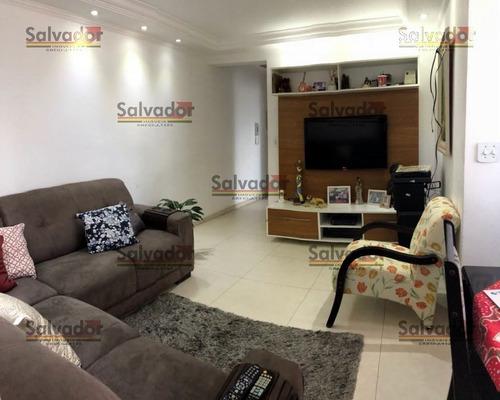 Apartamento Para Venda, 2 Dormitório(s) - 6692
