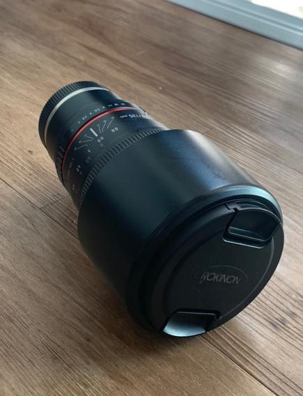 Rokinon 135mm 2.0 Umc Cine Bocal Sony