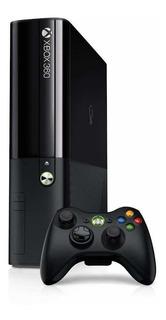Xbox 360 Slim 300gb + Kinect + 2 Joystick Liquido + Juegos
