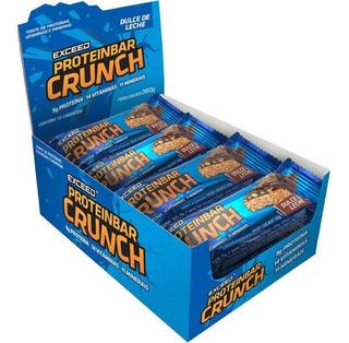 Exceed Proteinbar Crunch (12un.x30g) - Exceed